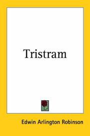 Cover of: Tristram