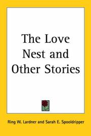 Cover of: The Love Nest and Other Stories