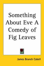 Cover of: Something about Eve