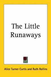 Cover of: The Little Runaways