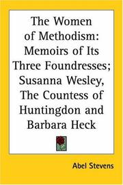 The women of Methodism by Abel Stevens