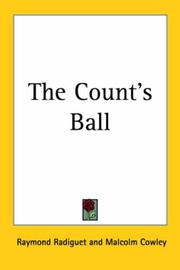 Cover of: The Count's Ball