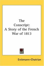 Cover of: The Conscript