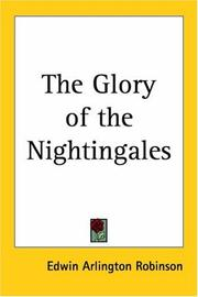 Cover of: The glory of the Nightingales