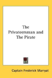 Cover of: The Privateersman and The Pirate