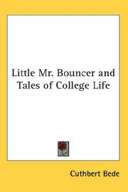 Cover of: Little Mr. Bouncer and Tales of College Life