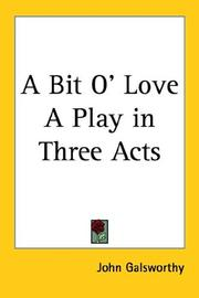 Cover of: A Bit O