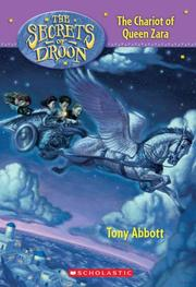 Cover of: The Chariot of Queen Zara  (Secrets of Droon #27)