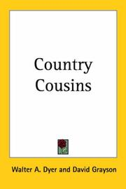 Cover of: Country cousins