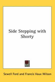 Cover of: Side Stepping With Shorty | Sewell Ford