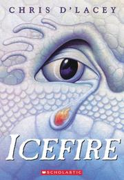Cover of: Icefire | Chris D