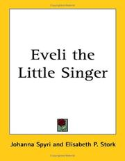 Cover of: Eveli, the Little Singer