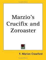 Cover of: Marzio