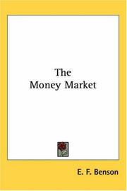 Cover of: The Money Market