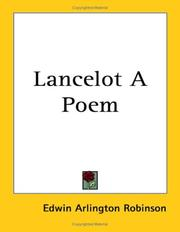 Cover of: Lancelot