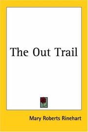 Cover of: The out trail