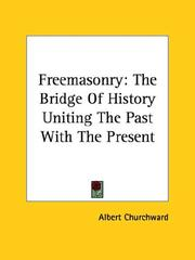 Cover of: Freemasonry