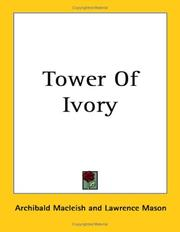 Cover of: Tower of Ivory