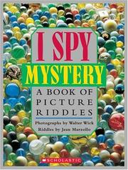 Cover of: I Spy Mystery (I Spy)