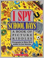 Cover of: I Spy School Days (I Spy)
