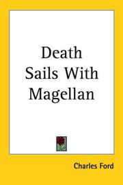 Cover of: Death Sails With Magellan | Charles Ford