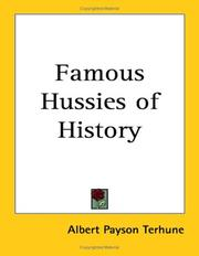 Cover of: Famous Hussies of History