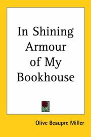 Cover of: In Shining Armour of My Bookhouse