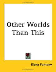 Cover of: Other Worlds Than This | Elena Fontany