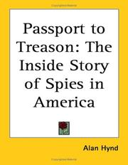 Cover of: Passport to Treason