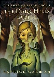 Cover of: The Dark Hills divide