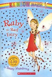 Cover of: Rainbow Magic #1: Ruby The Red Fairy
