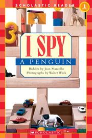 Cover of: I Spy A Penguin