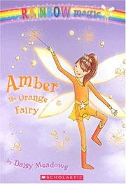 Cover of: Rainbow Magic #2: Amber The Orange Fairy