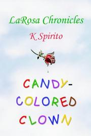 Cover of: Candy-colored Clown