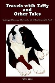Cover of: Travels With Taffy And Other Tales | Chris Cane