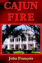 Cover of: CAJUN FIRE