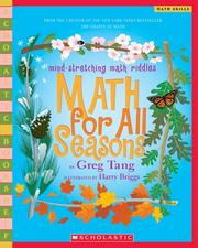 Cover of: Math For All Seasons | Greg Tang