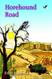 Cover of: Horehound Road