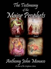 Cover of: The Testimony of the Major Prophets