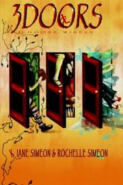 Cover of: 3 Doors | Kiane Simeon