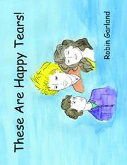 Cover of: These Are Happy Tears!