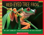 Cover of: Red-eyed Tree Frog (Scholastic Bookshelf) | Joy Cowley