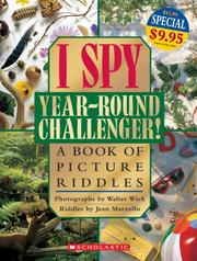 Cover of: I Spy: Year-round Challenger