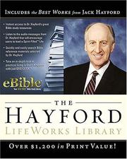 Cover of: Hayford LifeWorks Library CD-ROM