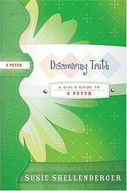 Cover of: Discovering Truth