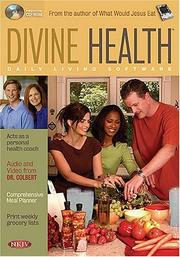 Cover of: Divine Health Daily Living Software