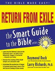 Cover of: Return from Exile