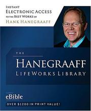 Cover of: The Hanegraaff LifeWorks Library