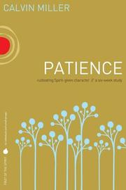 Cover of: Fruit of the Spirit: Patience