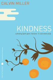 Cover of: Fruit of the Spirit: Kindness